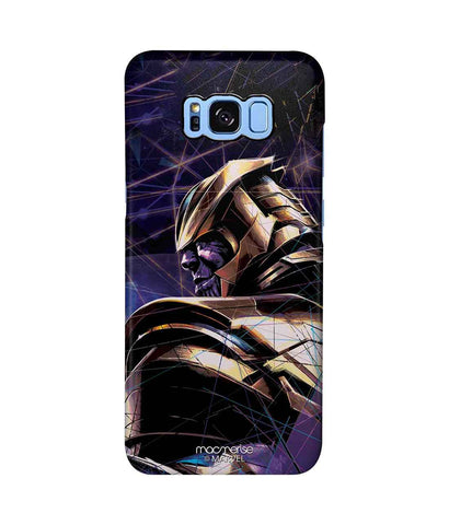 Thanos on Edge - Pro Phone Case For Samsung S8