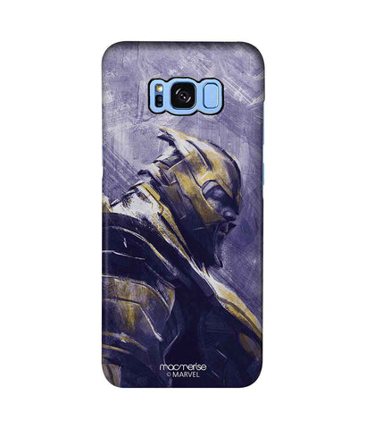 Thanos suited up - Pro Phone Case For Samsung S8