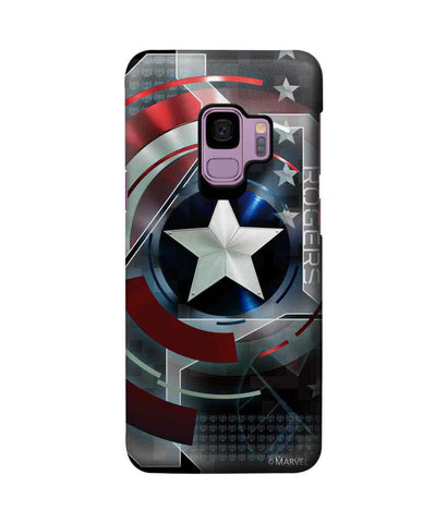 Cap Am Rogers - Pro Phone Cases For Samsung Samsung S9