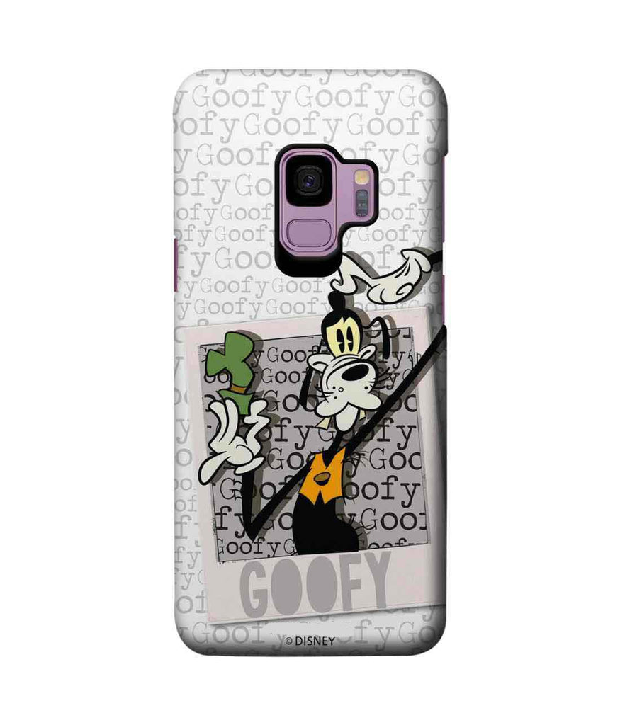 Hello Mr Goofy - Pro Phone Cases For Samsung Samsung S9
