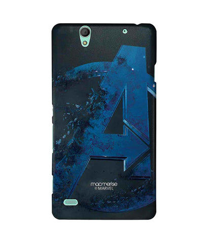 Endgame Logo Teal - Sublime Phone Case For Sony Xperia C4