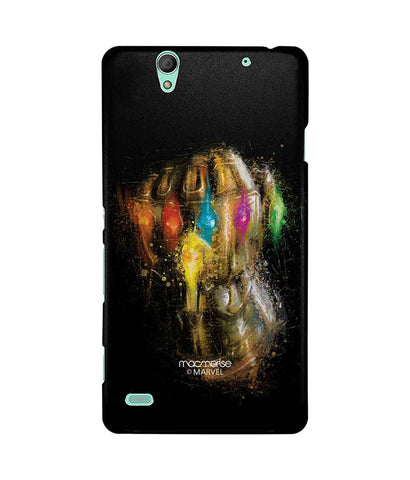 Gauntlet Brushstrokes - Sublime Phone Case For Sony Xperia C4