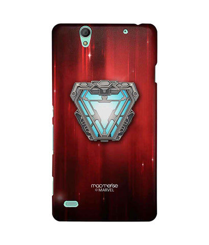 Iron man Infinity Arc Reactor - Sublime Phone Case For Sony Xperia C4