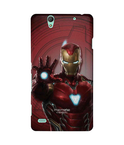 Iron man Mark L Armor - Sublime Phone Case For Sony Xperia C4