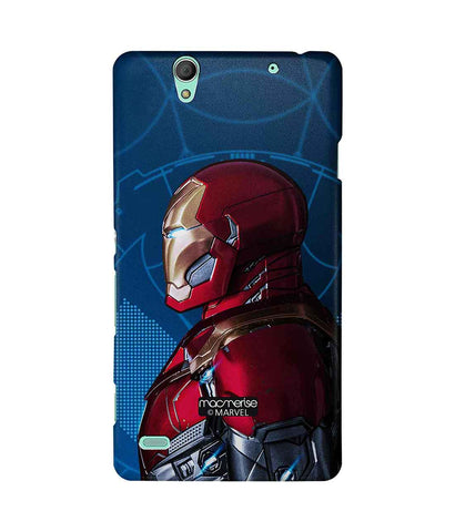 Iron Man side Armor - Sublime Phone Case For Sony Xperia C4