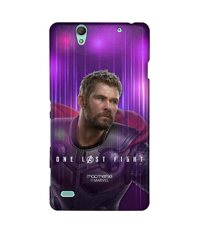 One Last Fight - Sublime Phone Case For Sony Xperia C4