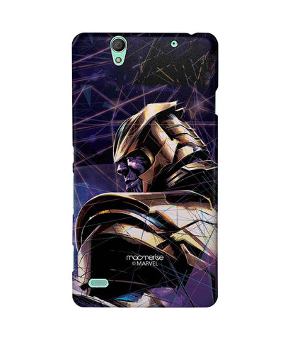 Thanos on Edge - Sublime Phone Case For Sony Xperia C4