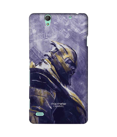 Thanos suited up - Sublime Phone Case For Sony Xperia C4