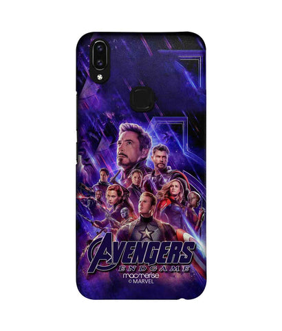Avengers Endgame Poster - Sublime Phone Case For Vivo V9
