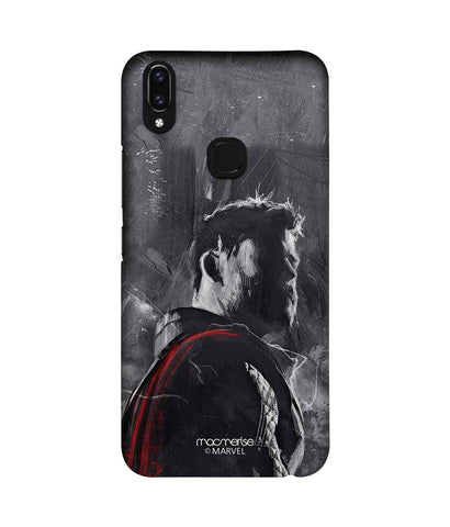 Charcoal Art Thor - Sublime Phone Case For Vivo V9