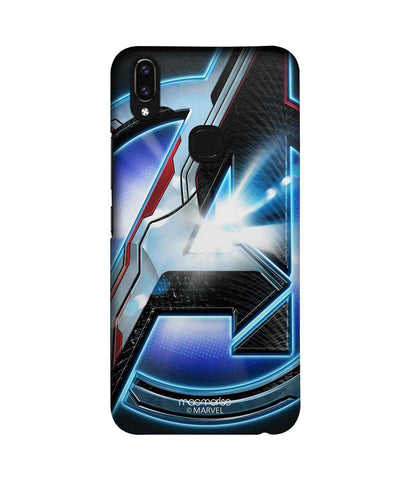 Endgame Logo Grey - Sublime Phone Case For Vivo V9