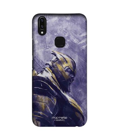 Thanos suited up - Sublime Phone Case For Vivo V9