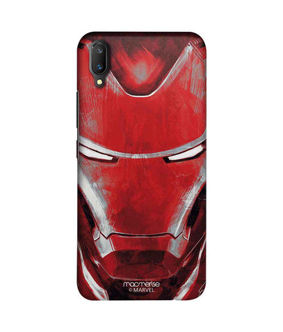 Charcoal Art Iron man - Sublime Phone Case For Vivo V11 Pro