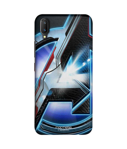Endgame Logo Grey - Sublime Phone Case For Vivo V11 Pro
