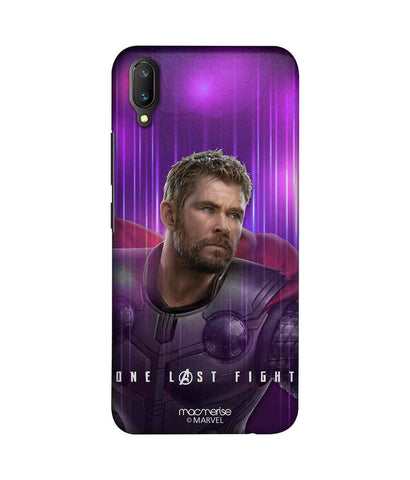 One Last Fight - Sublime Phone Case For Vivo V11 Pro