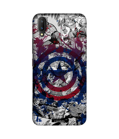 Splash Out Shield - Sublime Phone Cases For Vivo V11 Pro