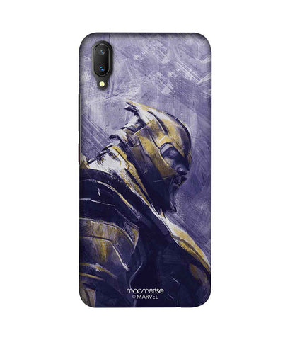 Thanos suited up - Sublime Phone Case For Vivo V11 Pro