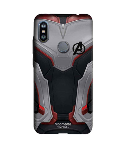 Avengers Endgame Suit - Sublime Phone Case For Xiaomi Redmi Note 6 Pro