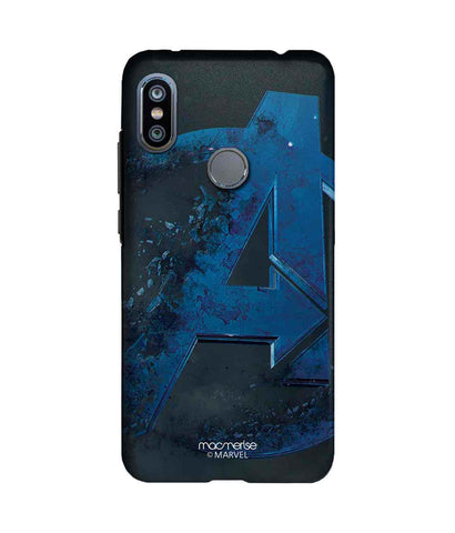 Endgame Logo Teal - Sublime Phone Case For Xiaomi Redmi Note 6 Pro