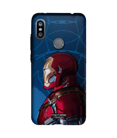 Iron Man side Armor - Sublime Phone Case For Xiaomi Redmi Note 6 Pro