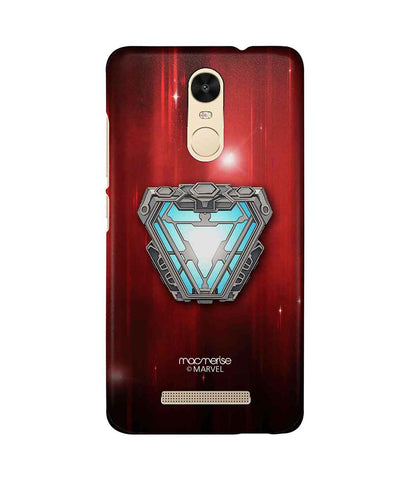 Iron man Infinity Arc Reactor - Sublime Phone Case For Xiaomi Redmi Note 3
