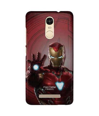 Iron man Mark L Armor - Sublime Phone Case For Xiaomi Redmi Note 3