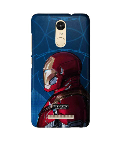 Iron Man side Armor - Sublime Phone Case For Xiaomi Redmi Note 3