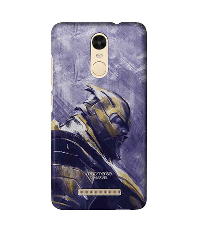 Thanos suited up - Sublime Phone Case For Xiaomi Redmi Note 3