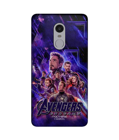 Avengers Endgame Poster - Sublime Phone Case For Xiaomi Redmi Note 4