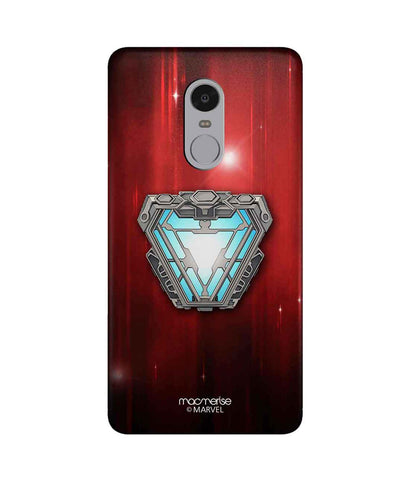 Iron man Infinity Arc Reactor - Sublime Phone Case For Xiaomi Redmi Note 4