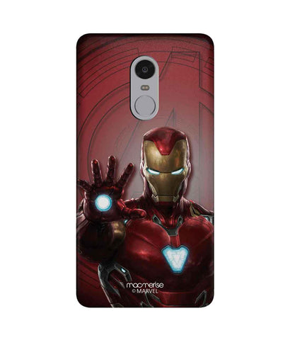 Iron man Mark L Armor - Sublime Phone Case For Xiaomi Redmi Note 4