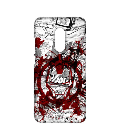 Splash Out Ironman - Sublime phone cases For Xiaomi Redmi Note 4