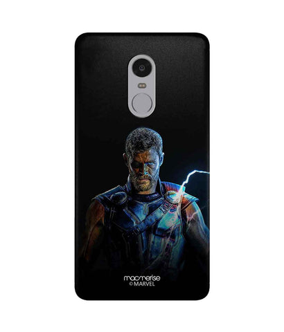 The Thor Triumph - Sublime Phone Case For Xiaomi Redmi Note 4