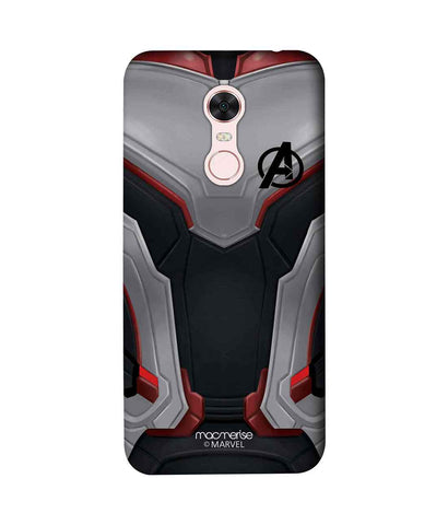 Avengers Endgame Suit - Sublime Phone Case For Xiaomi Redmi Note 5
