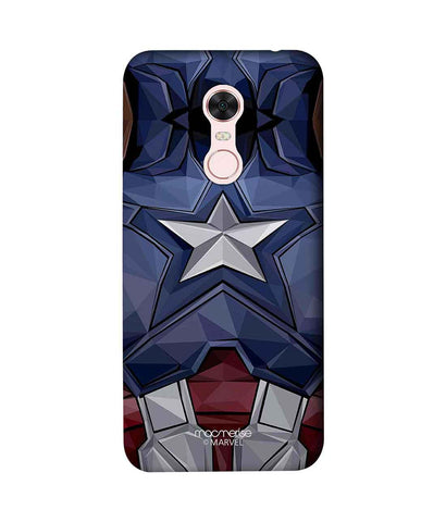 Captain America Vintage Suit - Sublime Phone Case For Xiaomi Redmi Note 5