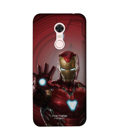 Iron man Mark L Armor - Sublime Phone Case For Xiaomi Redmi Note 5