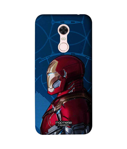 Iron Man side Armor - Sublime Phone Case For Xiaomi Redmi Note 5