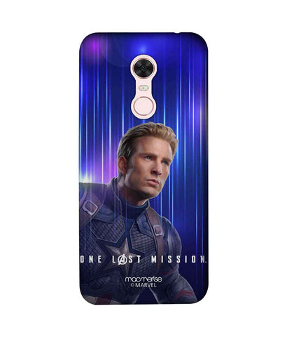 One Last Mission - Sublime Phone Case For Xiaomi Redmi Note 5