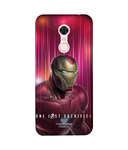 One Last Sacrifice - Sublime Phone Case For Xiaomi Redmi Note 5