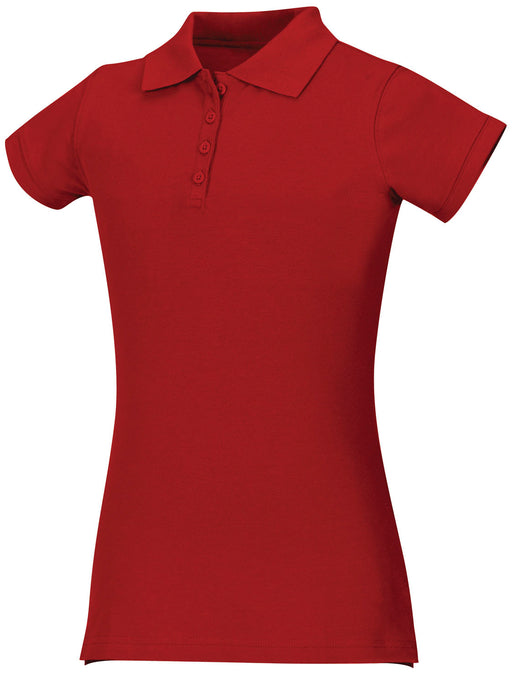 Polo, Girls Red S/S