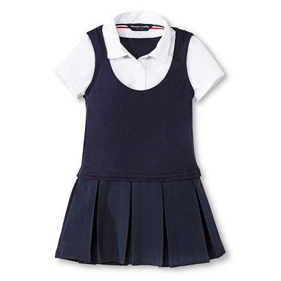 Dress, 2-in-1 Pleated