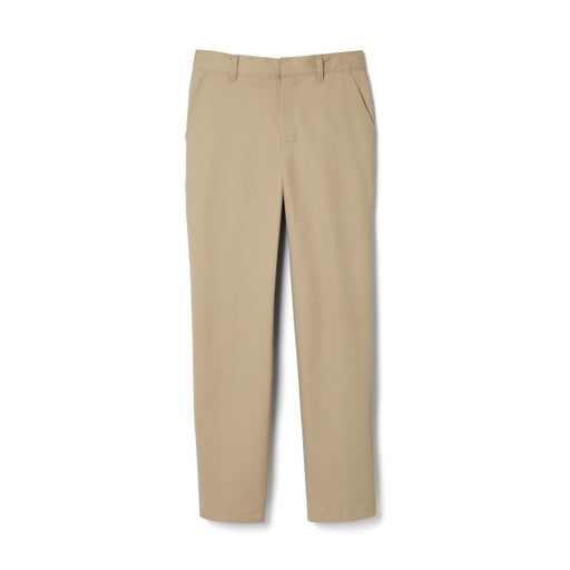 Girls Straight Leg Twill Pant