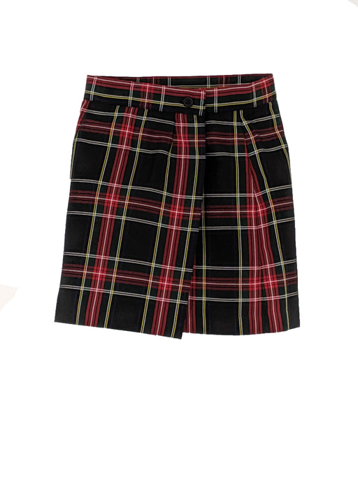 "Culottes, ""Macbeth"" Plaid #63"
