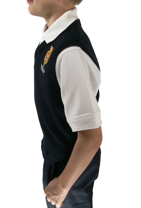 Sweater Vest Timpanogos Academy Embroidered