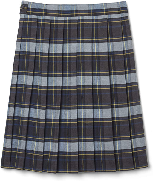 Skirt Plaid #57 (Blue/Gold Plaid)