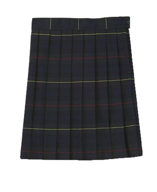 Skirt Plaid #55 (Green Plaid)
