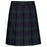 "Skirt, Full Pleat ""Classic Navy/Evergreen"" ""Blackwatch"" Plaid #79"