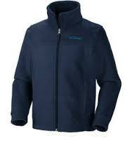 Jacket, Navy Polar Fleece Youth 7-20