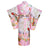 Yukata Traditionnel Rose