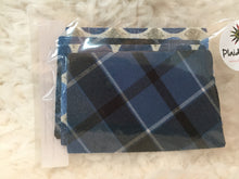 Load image into Gallery viewer, Plaid ND coasters. SALE!